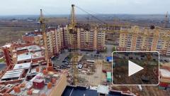 В России зафиксировано снижение объемов текущего строительства жилья