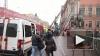 Во дворце Белосельских-Белозерских начался сильный пожар
