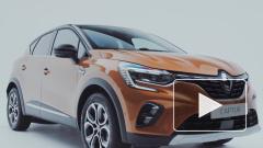 Renault представила новый кроссовер Kaptur