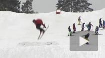 В Петербурге проходит Спартакиада молодежи России по зимним видам спорта