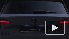 Skoda начала продажи кроссовера Skoda Karoq в России