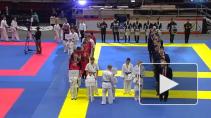 В Петербурге прошли всероссийские соревнования по всестилевому каратэ