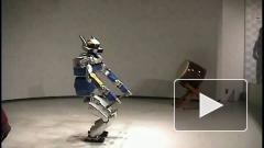 В Японии роботы научились ходить по песку