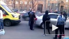 В Петербурге водитель под бутератом насмерть сбил пешехода