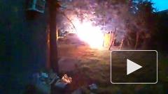В Купчино массово сжигают автомобили