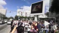 В Хабаровском крае прошли митинги в поддержку Фургала