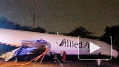 В столице Ганы Boeing 727-200 врезался в автобус, погибли 10 человек