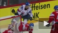 Сборная Словакии одолела чехов и вышла в финал ЧМ по хоккею