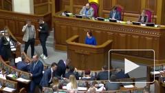 Украина готовит новые санкции против России