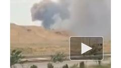 Появилось  видео взрыва на оружейном заводе в Азербайджане
