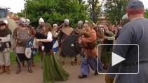 Как викинги в Петербурге гостили?