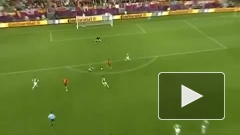Сборная Испании разгромила Ирландию 4:0 на Евро-2012
