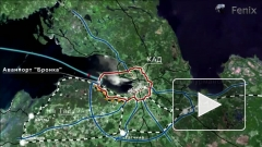 """На строительство терминала порта """"Бронка"""" из бюджета выделят 15 млрд рублей"""