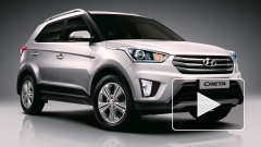 Петербургский завод Hyundai представит новый кроссовер Hyundai Creta