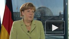 Порошенко призвал Меркель поддержать ужесточение санкций против России