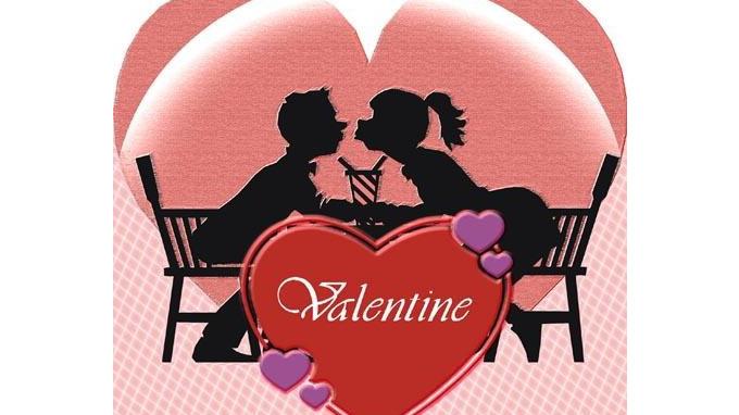 День Святого Валентина Открытки Эротические