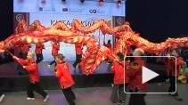 Китайский праздник весны отметили в Петербурге