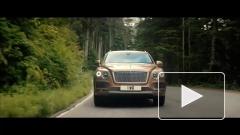 В России начались продажи первого кроссовера Bentley за 17 млн рублей