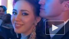 Дмитрий Тарасов со своей новой девушкой Анастасией Костенко на свадьбе у Мота