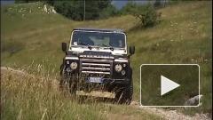 Новый Land Rover Defender 90 вышел на российский рынок