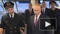 """Новый ледокол """"Виктор Черномырдин"""" спустили на воду. ..."""