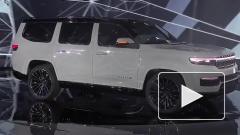 Jeep представил внедорожник Grand Wagoneer