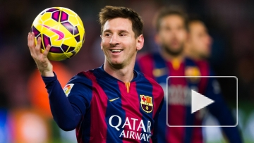 """Нападающий """"Барселоны"""" забил лучший гол этого сезона по версии УЕФА"""