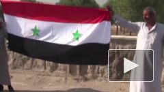 Сирийская правительственная армия вошла в Ракку впервые за пять лет