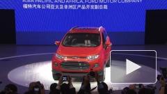 Ford представил серийную версию кроссовера Ecosport