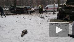 В Москве в ДТП с деревом погибли два человека