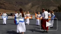 В Петербурге отметили Международный день йоги