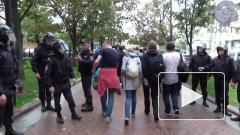 Собянин для оценку несогласованной акции в центре Москвы 3 августа