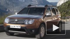 В России начались продажи адаптированного внедорожника Renault Duster