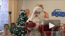 Всероссийский Дед Мороз открыл сезон новогодних чудес в Петербурге