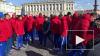 В Петербурге футболисты сборной почтили память жертв ...