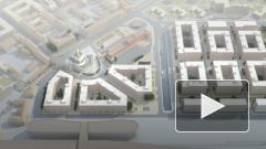 Правительство Петербурга утвердило проект планировки территории Московская-Товарная