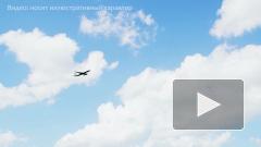 SSJ100 экстренно совершил посадку на недостроенную полосу в Домодедово