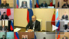 Путин призвал регионы РФ нарастить мощности медучреждени...