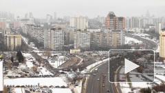 Москвичей предупредили о сильной гололедице ночью