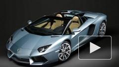 Lamborghini официально представили родстер Aventador