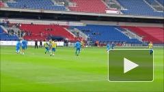 Евро-2012 начался с расистского скандала со сборной Голландии