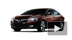 Автоконцерн Тайваня показал свой первый седан Luxgen5
