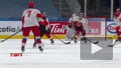 Сборная России разгромила команду Австрии в матче хоккейного МЧМ