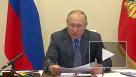 Песков рассказал, как президент работает в режиме самоизоляции
