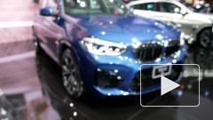 В сети опубликовали первые изображения обновленного кроссовера BMW X3