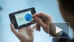 """Первый в мире """"смартфонопланшет"""" Galaxy Note появится в России 25 ноября"""