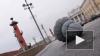 В ближайшие часы Петербург вновь накроет ураганный ветер