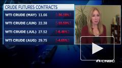 Цена нефти Brent достигла отметки в $45,75 за баррель