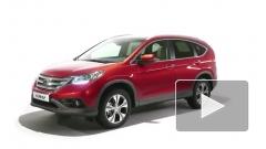 Honda CR-V стала на 70 тыс рублей дешевле предыдущей версии