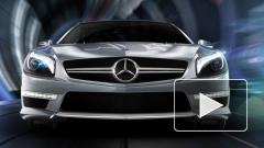 """Mercedes-Benz показал свой новый родстер SL63 с приставкой """"AMG"""""""